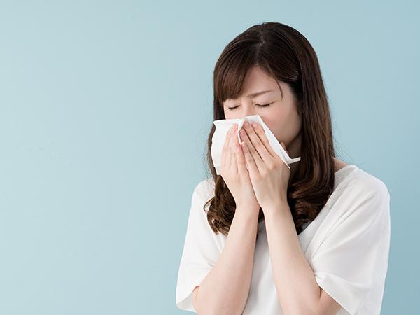 【画像】アレルギー性鼻炎の診断